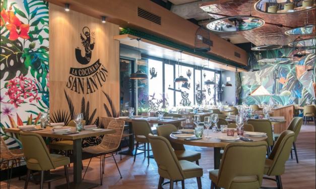 Madri: Restaurante La Cocina de San Anton