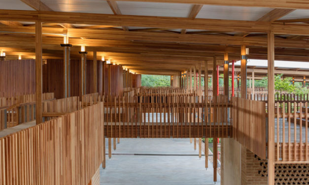 Arquitetura de Floresta :: Rosenbaum + Aleph Zero