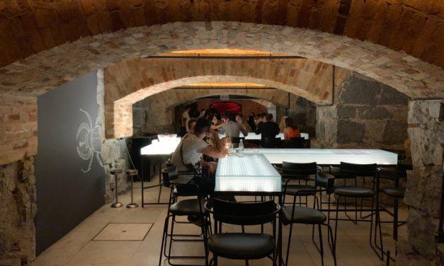 O bar dos Arcos