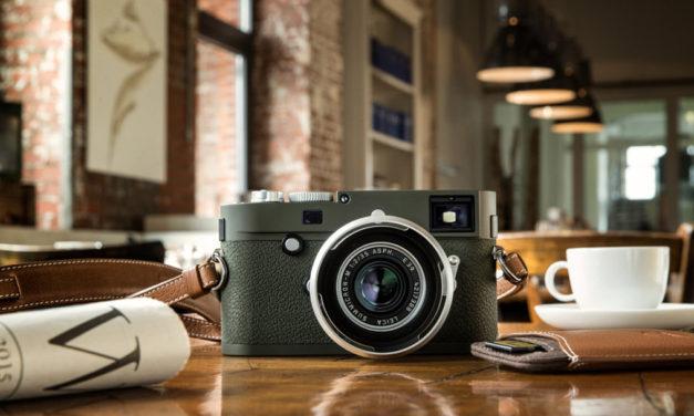 Nova Leica M10-P Safari :: Edição Limitada