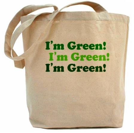 Atitude sustentável!