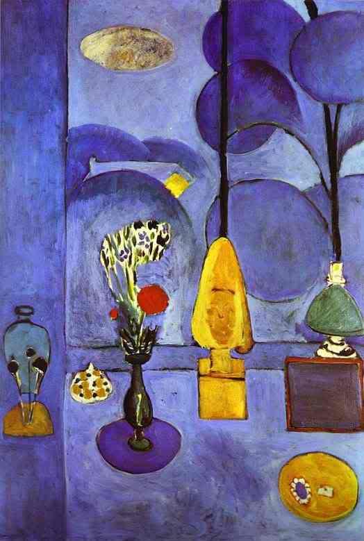 Matisse na Pinacoteca