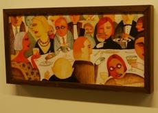 Exposição em NY conta com obra da ilustradora Maria Eugenia