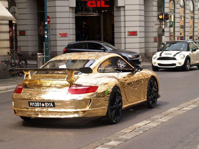 Faça seu próprio Porsche