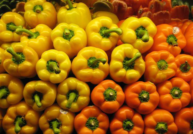 Continental shopping ganha feira orgânica