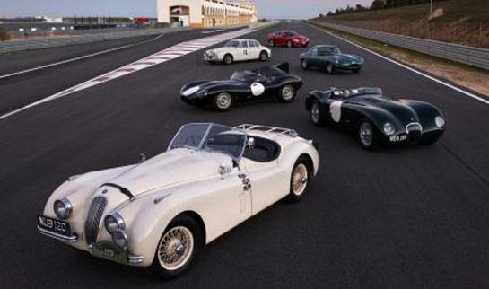Jaguar: 75 anos