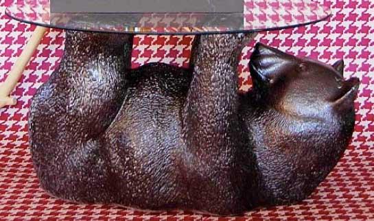 Design animal: SaLA lança Mesa Urso