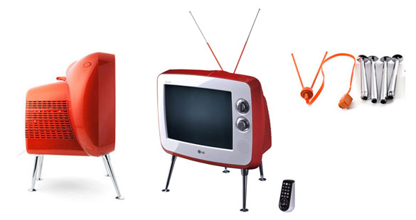 Televisão retrô