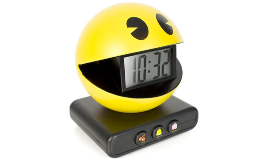 Despertador Pac Man