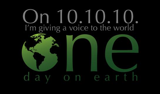 10.10.10, um dia para documentar o planeta