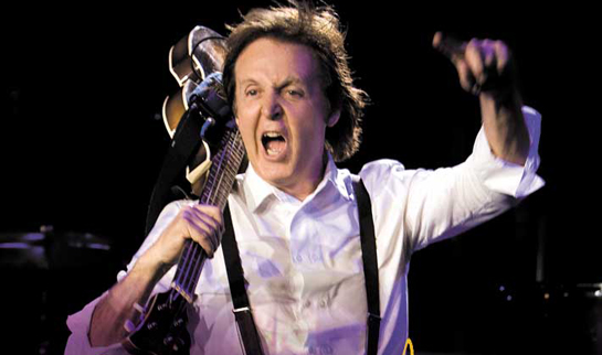 Show de McCartney em SP: ingressos de R$ 140 a R$ 700