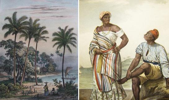 Exposição 'Old Prints' reúne peças coloniais