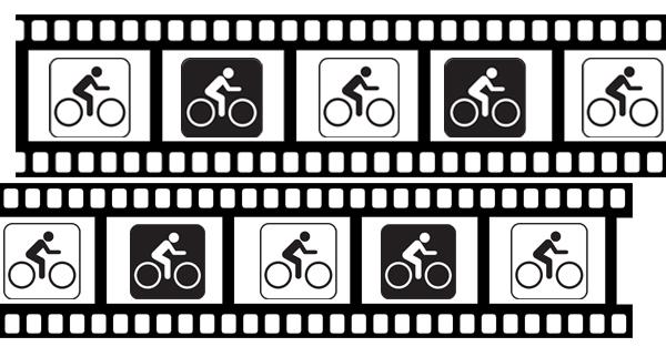 Mostra Internacional de Cinema: vá de bicicleta!
