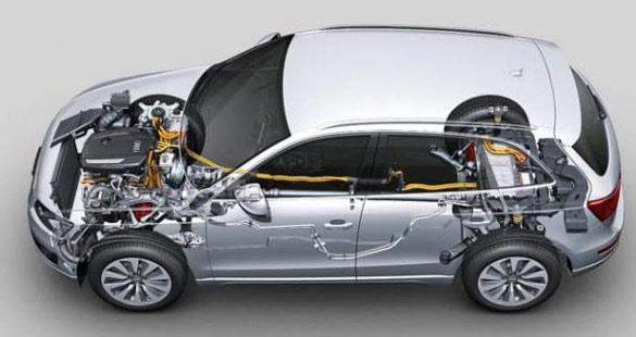 Audi A5 Hybrid Quattro