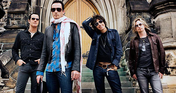 Stone Temple Pilots Back on the Road