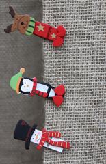 Pegadores natalinos