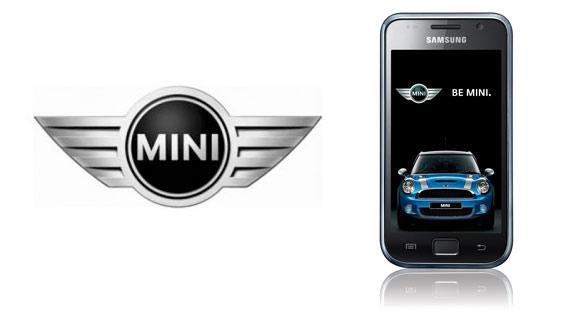 MINI + Samsung