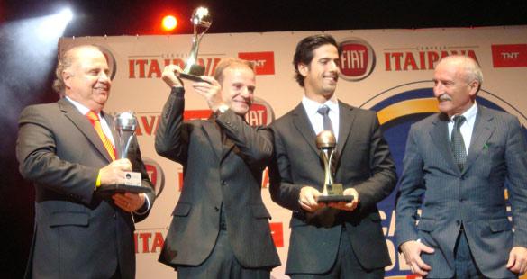Capacete de Ouro 2010