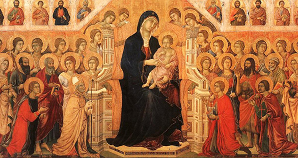 A Maestà de Duccio