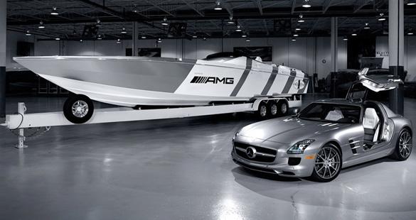 Apresentamos AMG Boat
