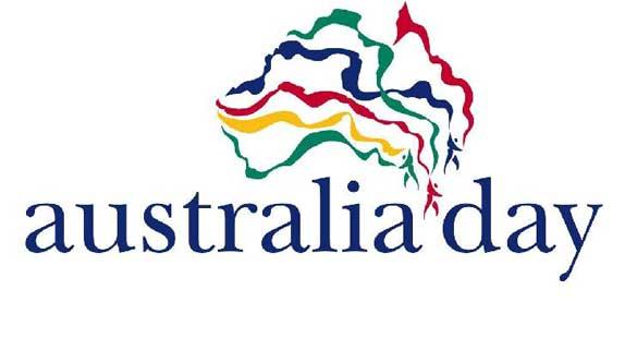 Australia Day no Outback