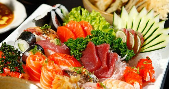 Novidade refrescante no verão do Mori Sushi
