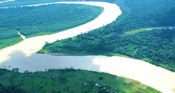 Sensações da Amazônia