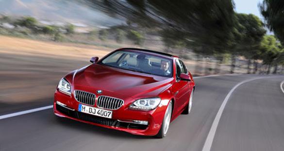 Novo BMW Série 6
