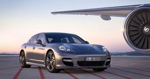 Porsche Panamera Turbo S