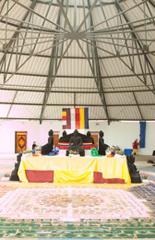 Bênçãos budistas