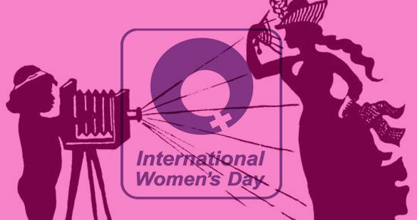 Centenário do Dia Internacional da Mulher