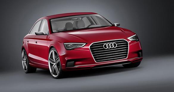 Audi A3 Concept em Genebra