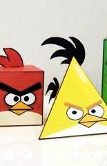 Angry Birds de Papel