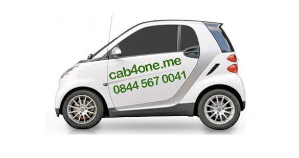 Táxi ecológico londrino