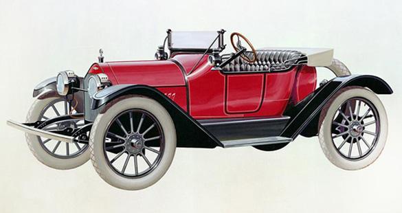 100 anos de Chevrolet