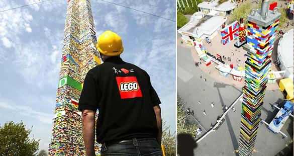 LEGO Tower em SP