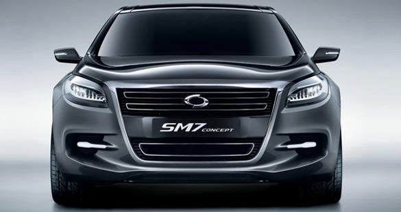 Samsung revela o SM7