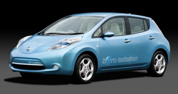Nissan LEAF é eleito o Carro Do Ano 2011