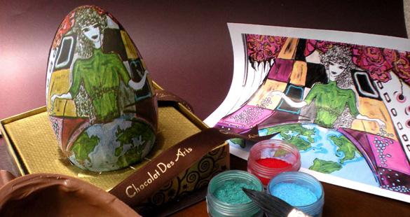 'Chocolat des Arts'