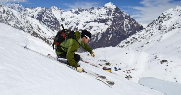 Estação de esqui Portillo