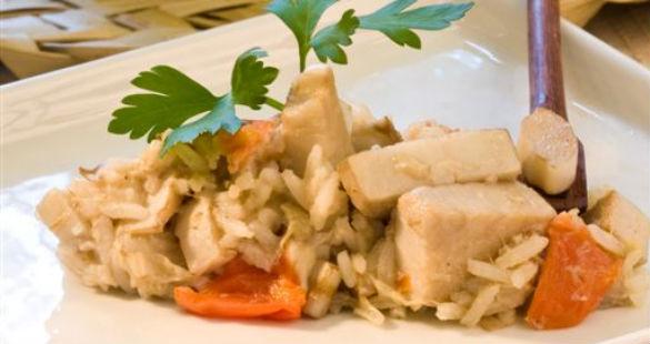 Dia das Mães: receita arroz de palmito