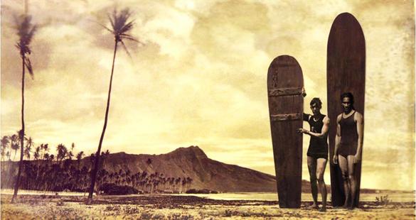 Cultura surfer