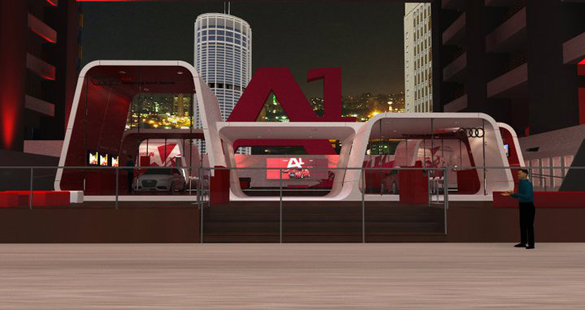 AreA1 marca a chegada do 'grande' Audi