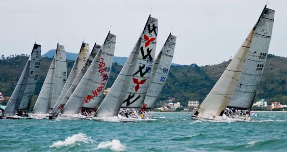 Mitsubishi Sailing Cup 2011