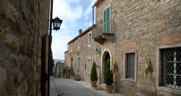 Tradição secular da Toscana