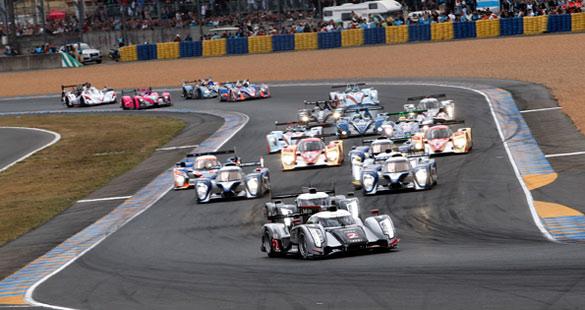 Audi vence 24 Horas Le Mans