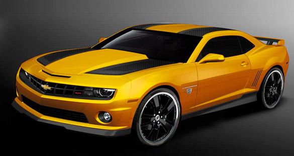 Camaro Transformers Special Edition