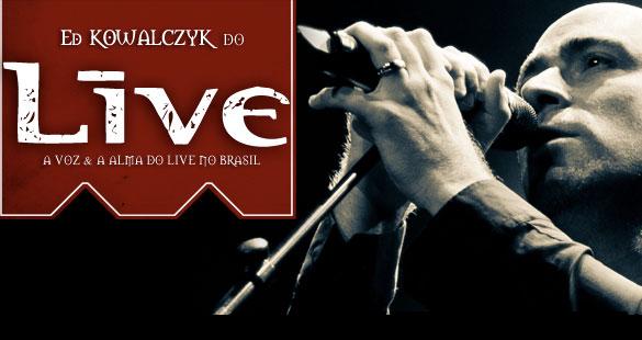 Vocalista do Live faz 3 shows no Brasil