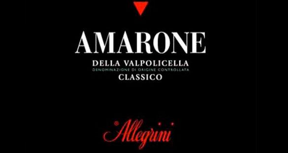 Amarone, um vinho único