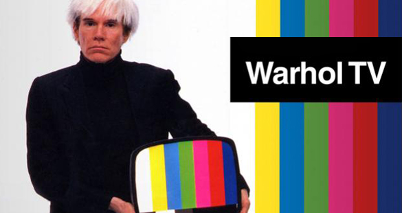 Andy Warhol: 15 minutos e mais
